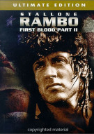 Rambo: First Blood Part II - Ultimate Edition Movie