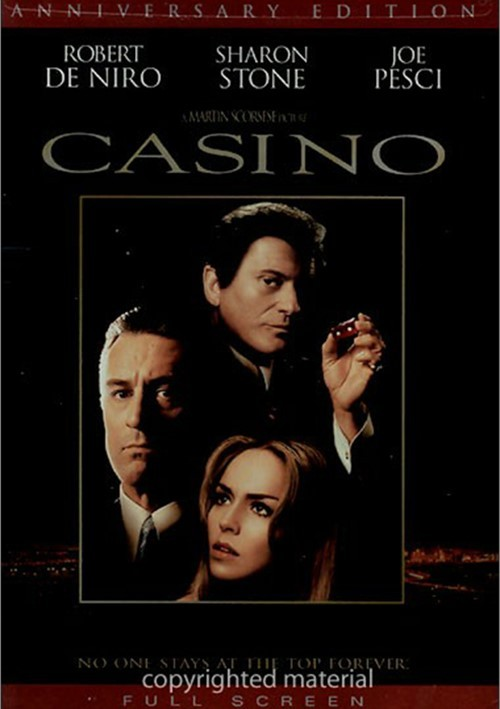 Casino: 10th Anniversary Edition (Fullscreen) Movie