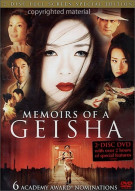 Memoirs Of A Geisha (Fullscreen) Movie