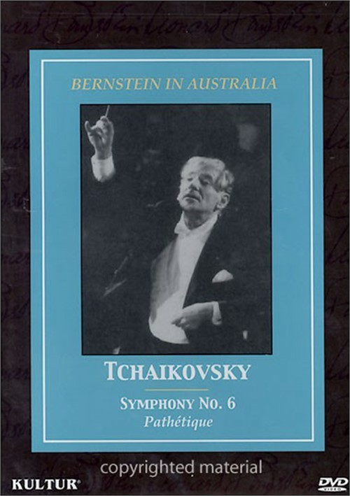 Bernstein In Australia: Tchaikovsky Symphony No.6 Movie