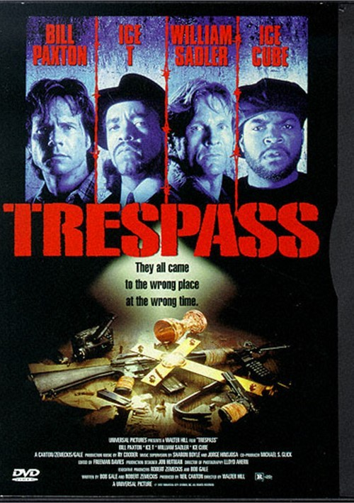 Trespass Movie
