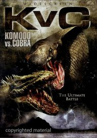 KvC: Komodo Vs. Cobra Movie