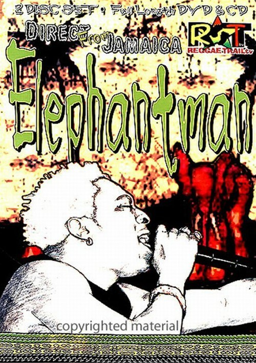 Elephant Man: Direct From Jamaica Movie