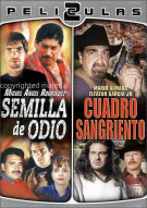 Semilla De Odio / Cuadro Sangriento (Double Feature) Movie