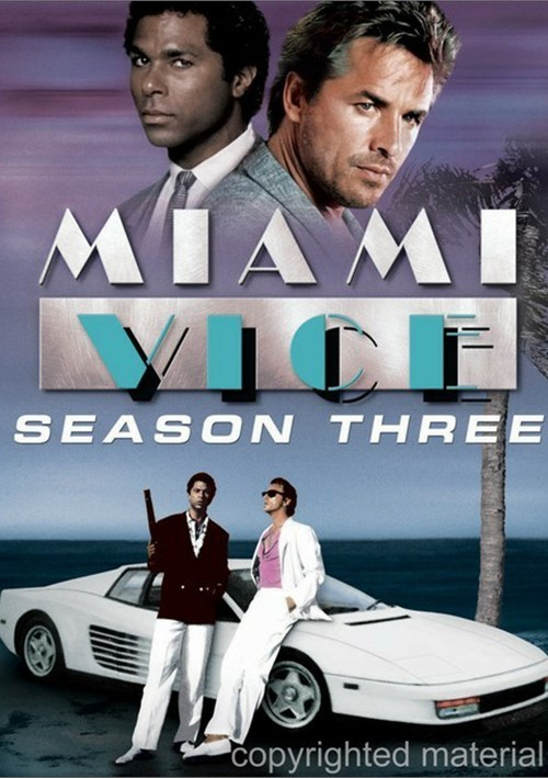 Miami Vice: Season Three Movie