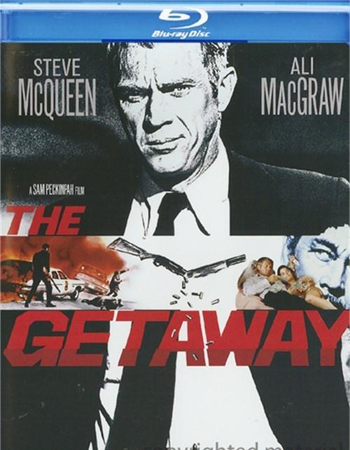 Getaway, The Blu-ray