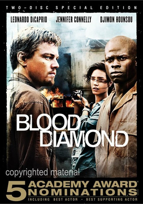 Blood Diamond: Special Edition Movie