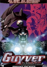 Guyver: Volume 4 Movie
