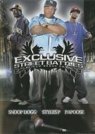 Exclusive Street Battles: Platinum Redux Edition Movie