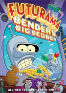Futurama: Benders Big Score Movie