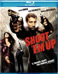 Shoot Em Up Blu-ray