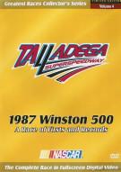 1987 Winston 500 Movie