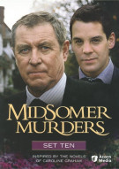 Midsomer Murders: Set 10 Movie