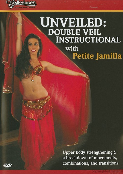 Unveiled: Double Veil Instructional With Petite Jamilla Movie