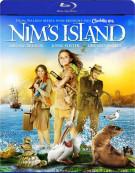 Nims Island Blu-ray