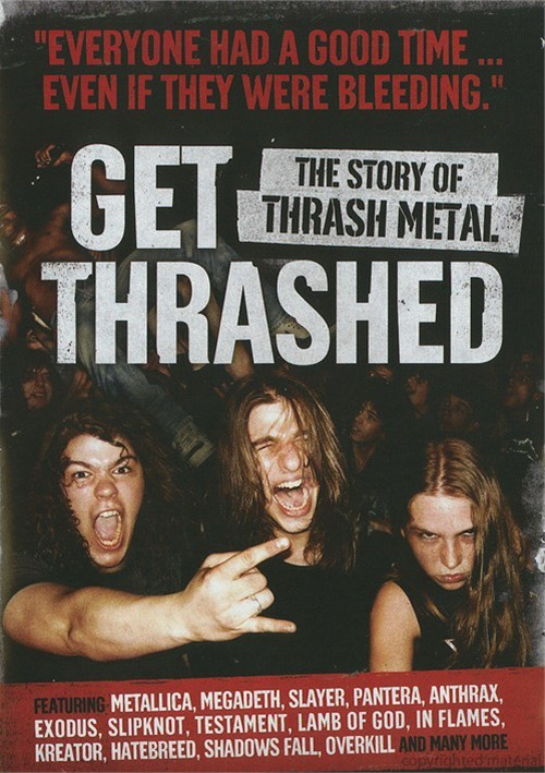 Get Thrashed Movie