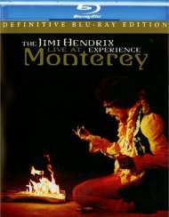 Jimi Hendrix Experience, The: Live At Monterey Blu-ray