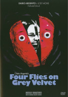 Four Flies On Grey Velvet Movie