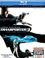 Transporter 3: 2 Disc Fully Loaded Edition Blu-ray