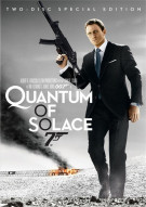 Quantum Of Solace: Two Disc Special Edition Movie