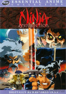 Ninja Resurrection / Blood Reign (Double Pack) Movie