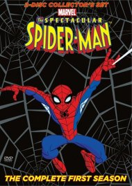 Spectacular Spider-Man, The: The Complete First Season Movie