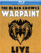 Black Crowes, The: Warpaint - Live Blu-ray