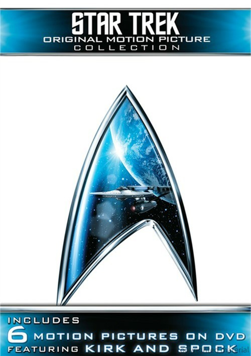 Star Trek: The Original Motion Picture Collection Movie