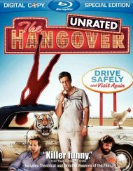 Hangover, The: Unrated Blu-ray