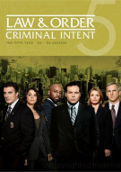 Law & Order: Criminal Intent - The Fifth Year Movie