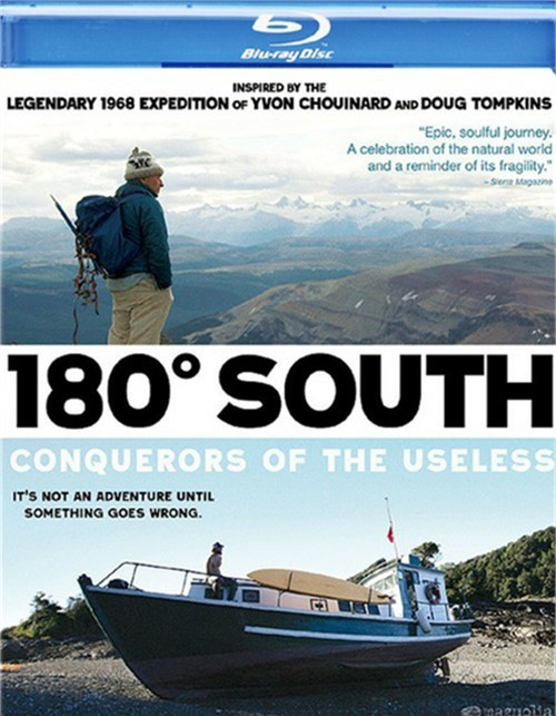 180 South: Conquerors Of The Useless Blu-ray