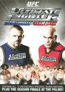 UFC: The Ultimate Fighter - Team liddell Vs. Team Ortiz Movie