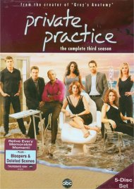 Private Practice: The Complete Third Season Movie