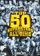 WWE: Top 50 Superstars Of All Time Movie