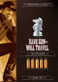 Have Gun Will Travel: Season 5 - Volume 2 Movie