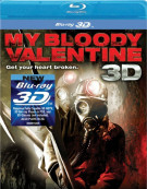 My Bloody Valentine 3D (Blu-ray 3D) Blu-ray
