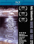 Andy Goldsworthy: Rivers And Tides - Working With Time Blu-ray