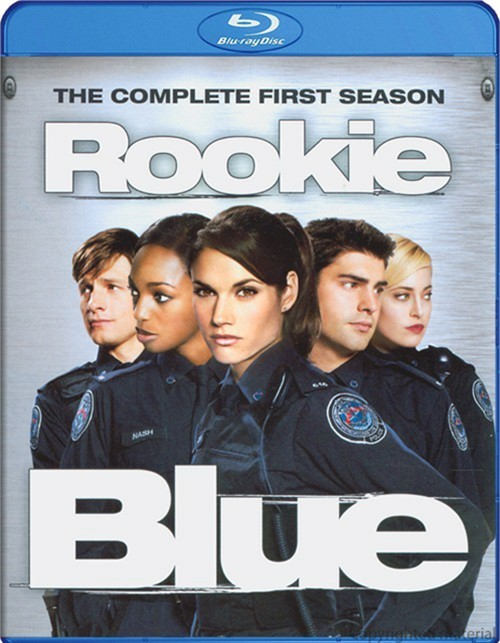 Rookie Blue: Season One Blu-ray