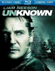 Unknown (Blu-ray + DVD + Digital Copy) Blu-ray