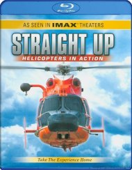 IMAX: Straight Up! Helicopters In Action Blu-ray