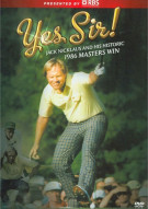 Yes Sir!: Jack Nicklaus And The Historic 1986 Masters Victory Movie