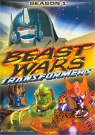 Transformers Beast Wars: Season One Movie