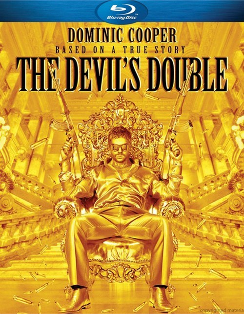Devils Double, The Blu-ray