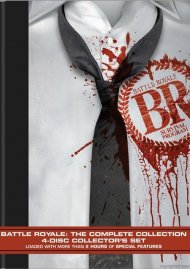 Battle Royale: The Complete Collection Movie
