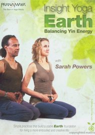 Pranamaya Insight Yoga: Earth - Balancing Yin Energy With Sarah Powers Movie
