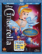 Cinderella: Diamond Edition (Blu-ray + DVD Combo) Blu-ray