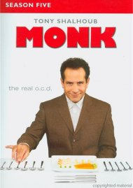 Monk: Season Five (Repackage) Movie