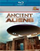 Ancient Aliens: Season Four Blu-ray