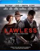 Lawless (Blu-ray + DVD + Digital Copy) Blu-ray