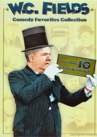 W.C. Fields Comedy Favorites Collection Movie